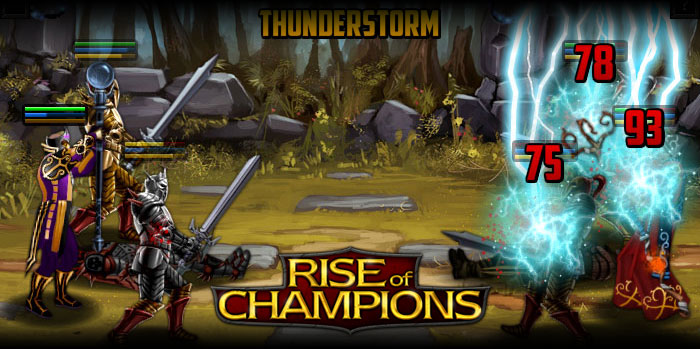 Rise of Champions image